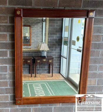 2-1 - Lexington Nautica Line Cher Rect Mirror