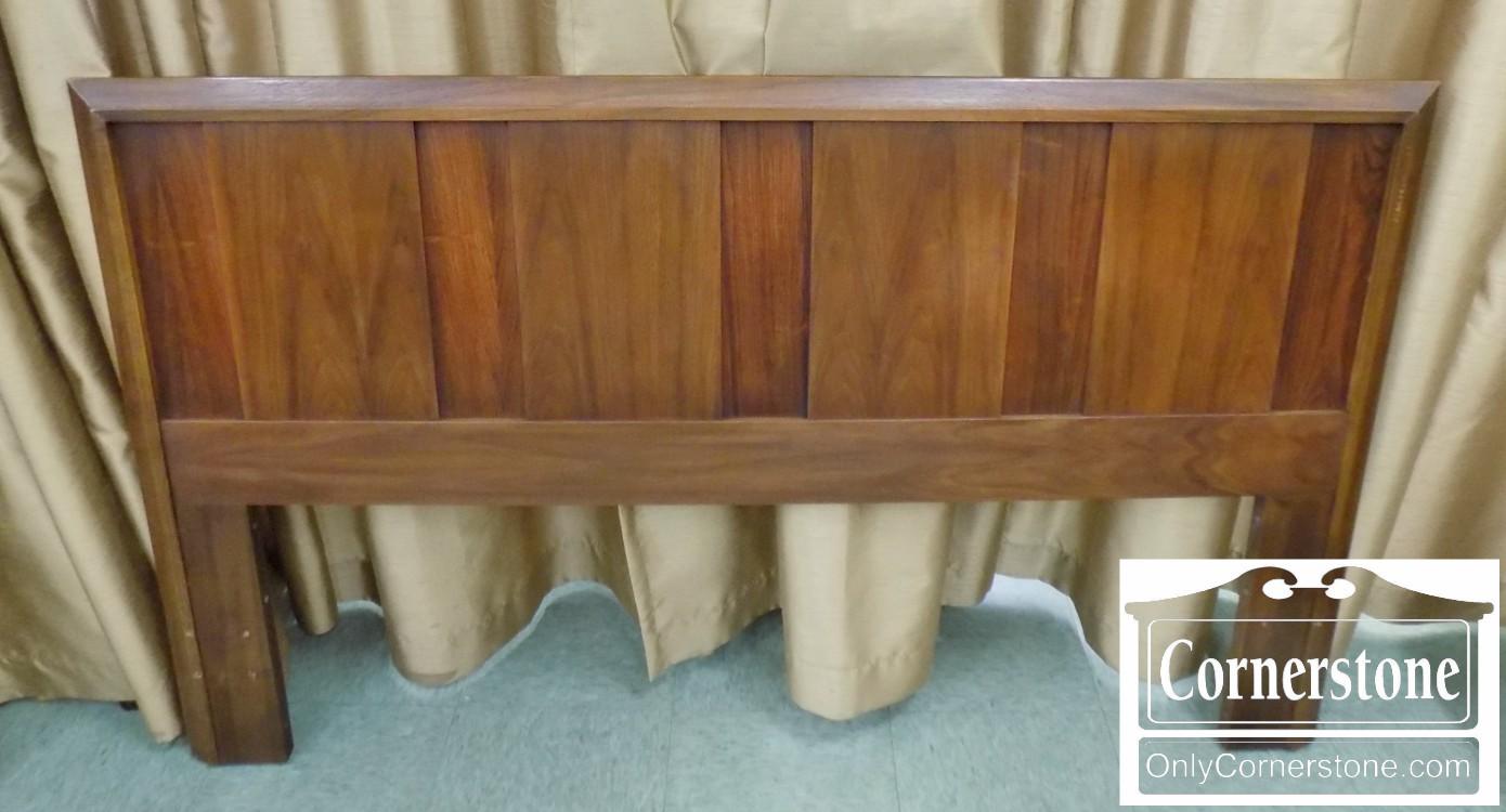 Mid Century Modern Style Queen Or Full Headboard Baltimore Maryland Furniture Cornerstone