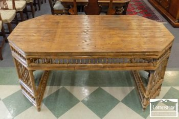 3747-199 - Bamboo Flat Top Desk