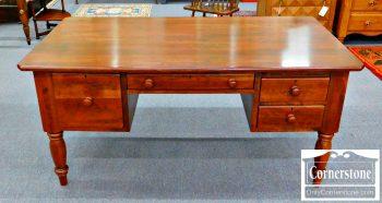 3959-1064 Lexington Solid Cherry Desk