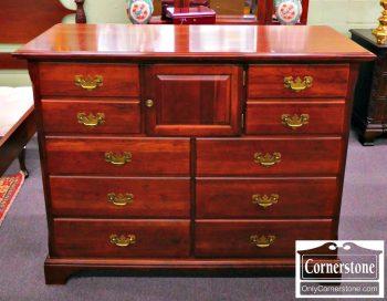 3959-1105 Solid Cherry Master Dresser
