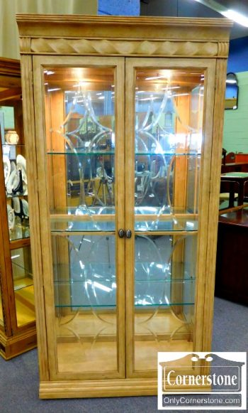 3959-1143 Bernhardt Curio Cabinet