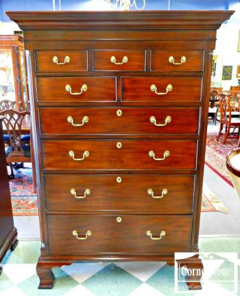 olid Mahogany New Market Tall Chest Finish #29