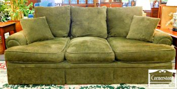 3959-1350-sherrill-down-mix-olive-upholstered-sofa