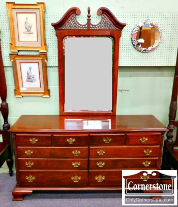3959-1364-american-drew-mahogany-chippendale-dresser-with-mirror