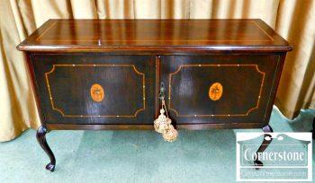 3959-1493-mahogany-queen-anne-2-door-server-repaired-leg
