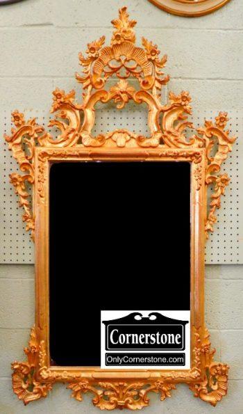 3959-1655 Italian Gold Mirror