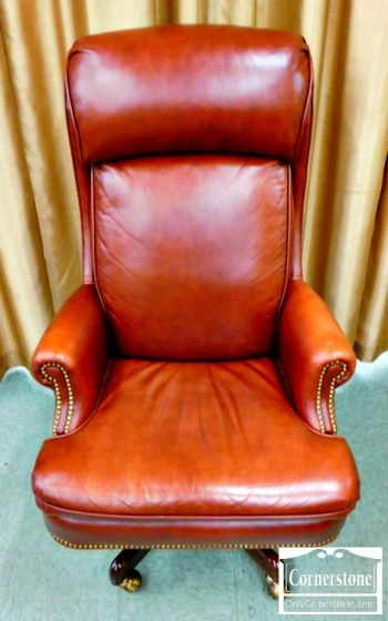 3959-1683 - Hancock & Moore Leather Executive Chair