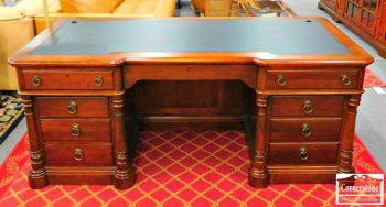 3959-1769 - PA House Solid Cherry Executive Desk