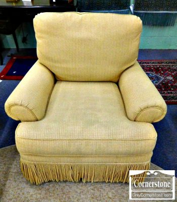 3959-1891 - Sherrill Gold Upholstered Chair