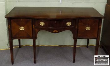 3959-2137 - Statton Solid Cherry Inlaid Sideboard