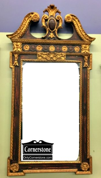 3959-2200 Gilded Chippendale Framed mirrors