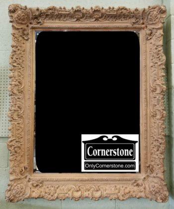 3959-2417 Large Decorative Beveled Mirror