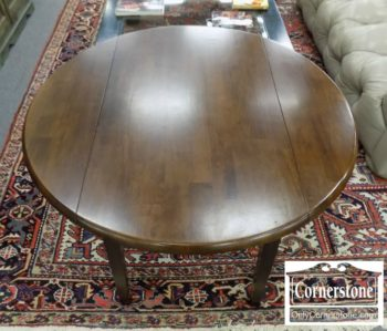 3959-2501 - Cherry Dropleaf Table