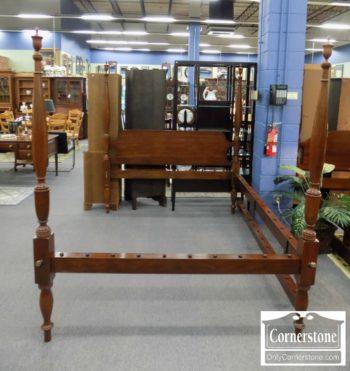 3959-2902 - Henkel Harris Cherry Queen Tester Bed