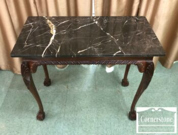 3959-3094 - Mah Chipp Marble Top Console Table