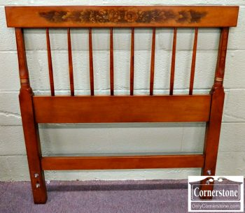 3959-944 Hitchcock Maple Twin Headboard