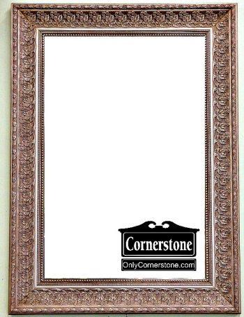 4454-1511 Art Deco Beveled Mirror