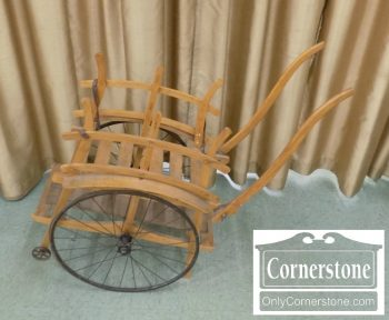 4884-1962 - Antique French Stroller