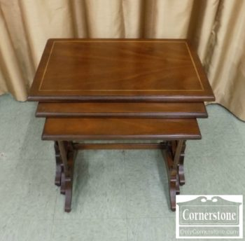 4884-2619 - Statton Solid Cherry Nesting Tables