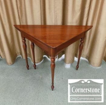 4884-2680 - Harden Sol Cherry Handkerchief Table