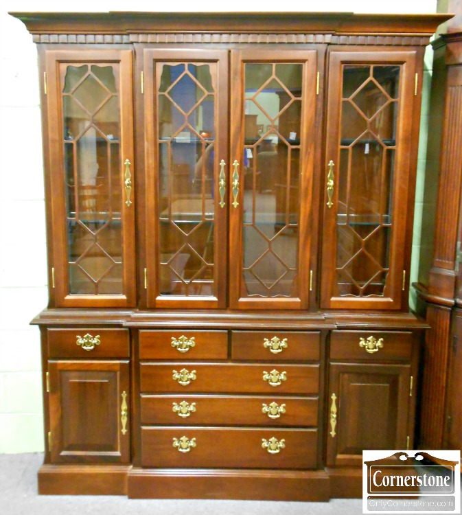 5208-1017 China Cabinet Breakfront
