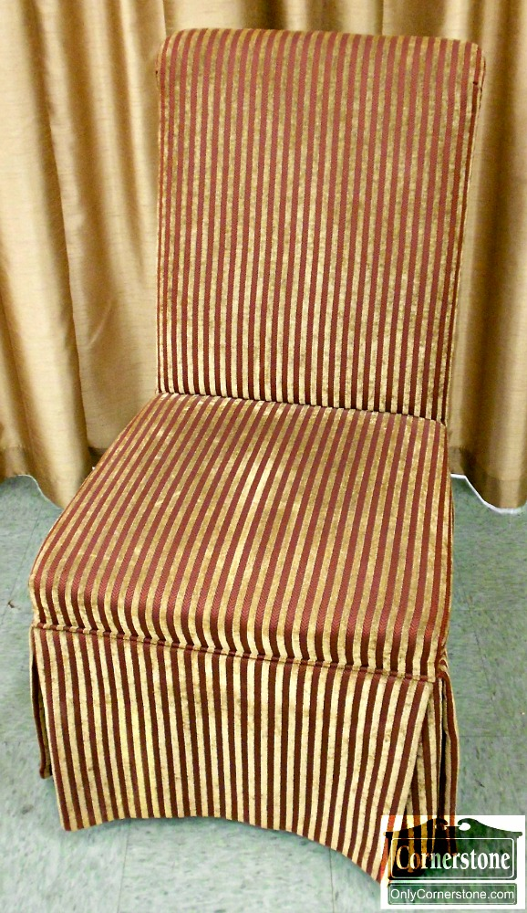 5208-472 Striped Parson's Chair