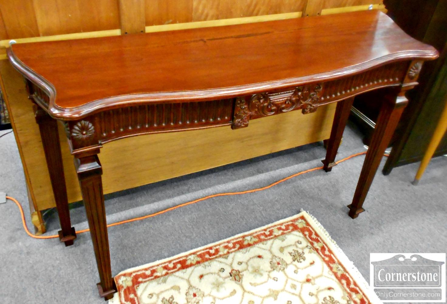 5208-880 Mahogany sofa Table