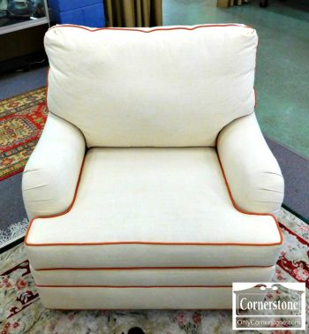 5476-103 - Ethan Allen Casual Upholstered Occasional Chair