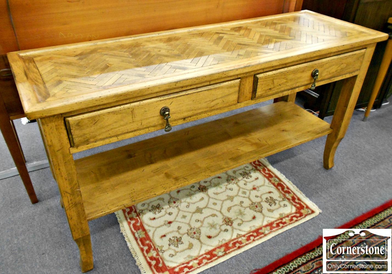5492-9 Rustic Sofa Table Console Table