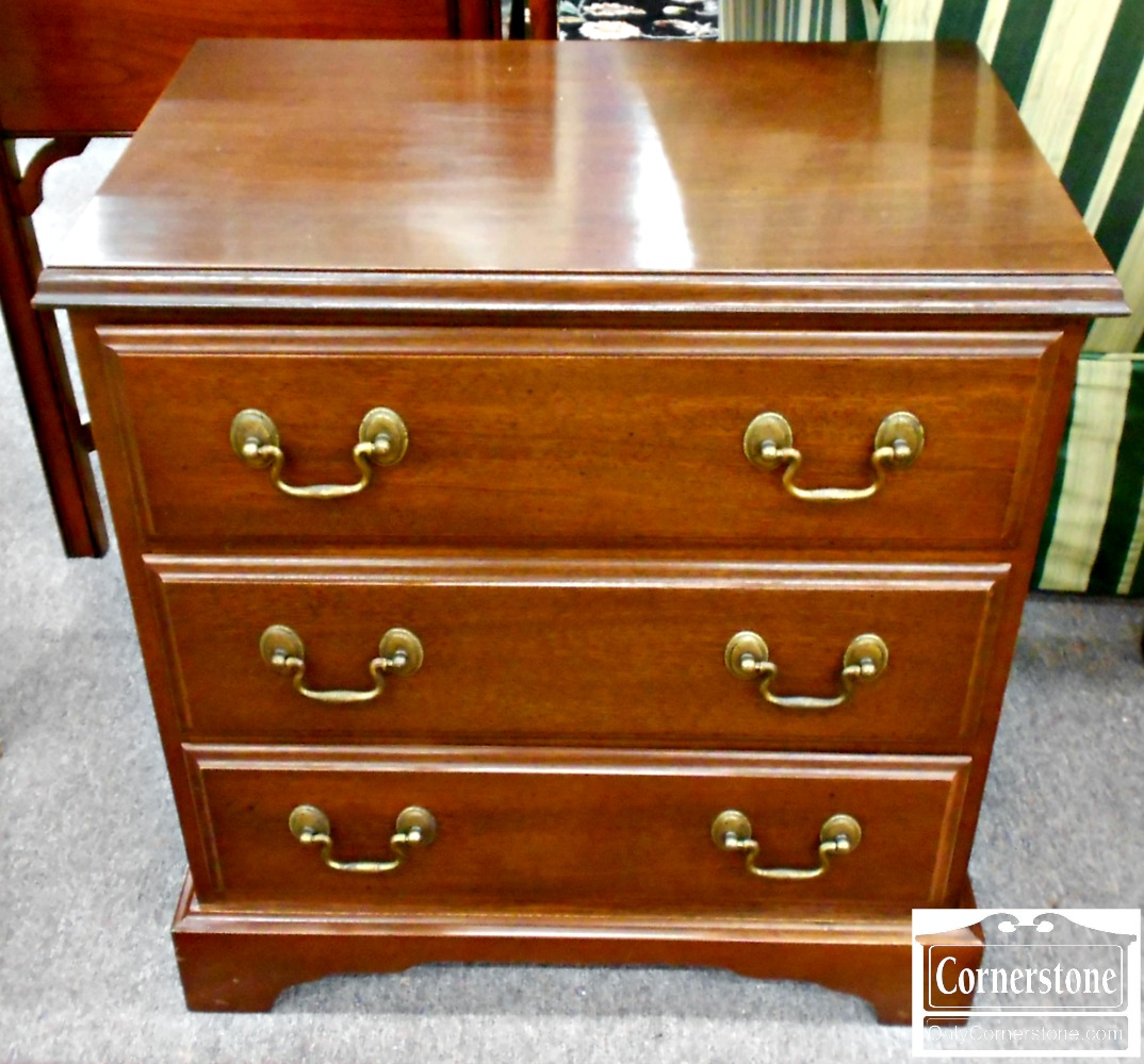 5666-380 Huntley Furniture Mahogany Mini Chest