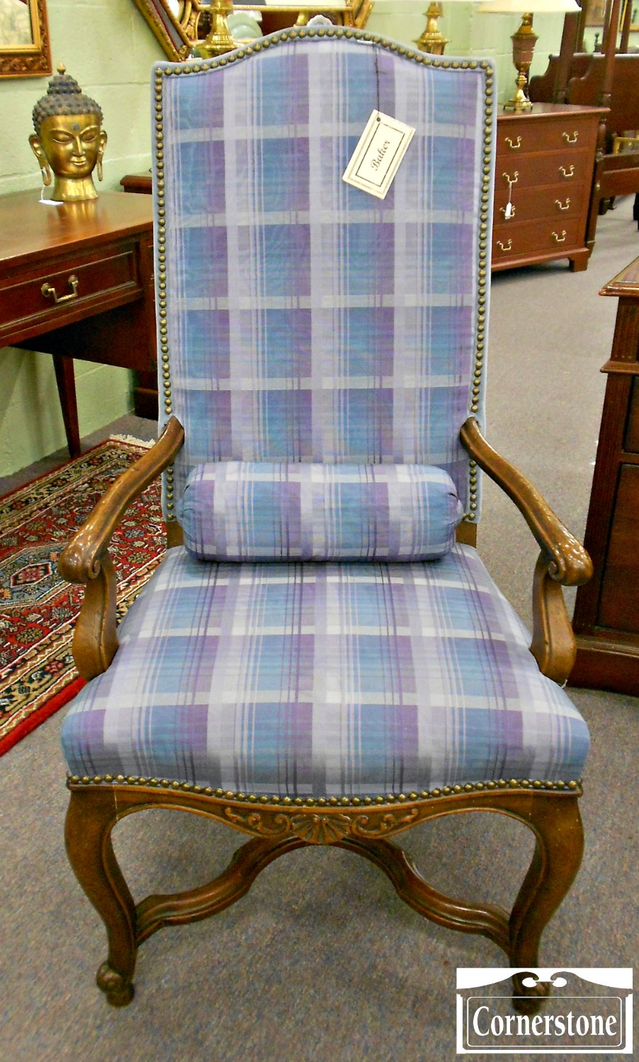 5670-255-256 Baker Occasional Arm Chair 1