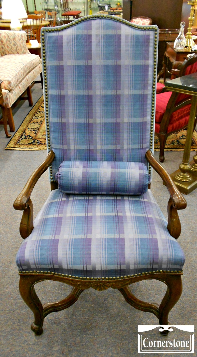 5670-255-256 Baker Occasional Arm Chair 2