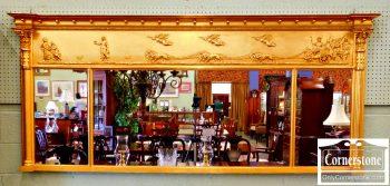 5903-2 Gilded Mantle Mirror