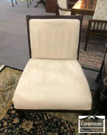 5958-4 - Room & Board Armless Microfiber Chair