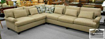 5960-198 TCS Designs 3 Piece Sectional Sofa