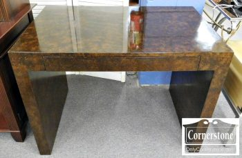 5960-219 Modern Kneehole Desk