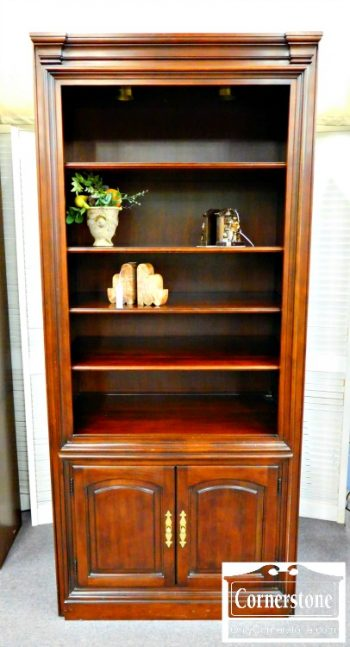 5960-262 Statton Solid Cherry Bookcase