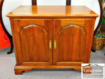 5960-360 Kling Solid Cherry Bar Console