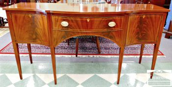5960-383 Biggs Inlaid Hepplewhite Sideboard