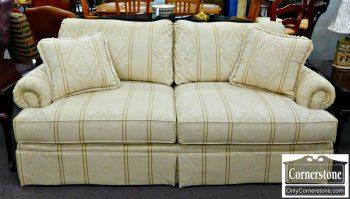 5960-394 Clayton Marcus Off White Sofa
