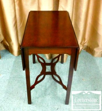 5960-434 Small Mahogany Pembroke End Table