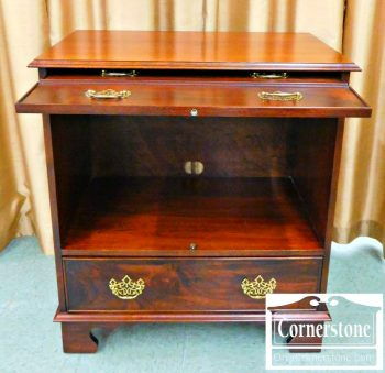 5960-527 Z Mahogany TV Chest or Console