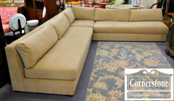 5960-666 3 Piece Upholstered Sectional Sofa