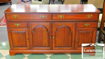 5960-679 PA House Solid Cherry Buffet
