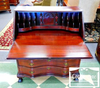 5960-692 Mahogany Governor Winthrop Slant Front Desk-2