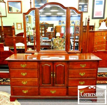5960-801-cresent-solid-cherry-dresser-with-mirror