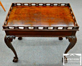 5960-955-councill-craftsmen-solid-mahogany-chippendale-tea-table