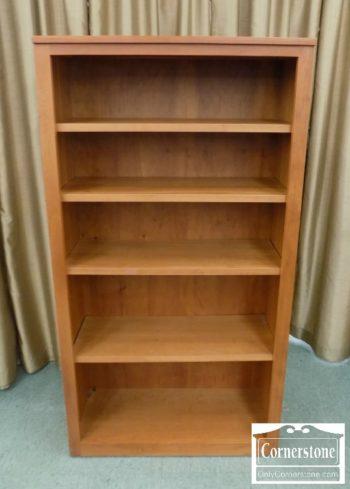 5965-1131 - Open Cherry Bookcase