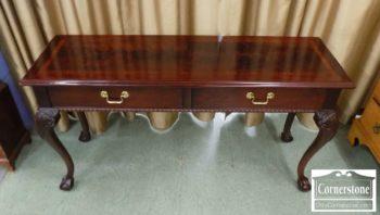 5965-1139 - Thomasville Mah B&C Foot Sofa Table